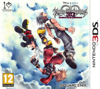 Kingdom Hearts 3DS - Dream Drop Distance