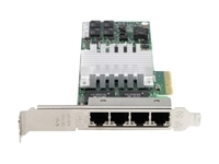 HP NC364T PCI Express Quad Port Gigabit Server Adapter - nätverkskort