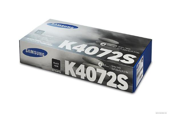 Samsung Toner CLT-K4072S - Svart