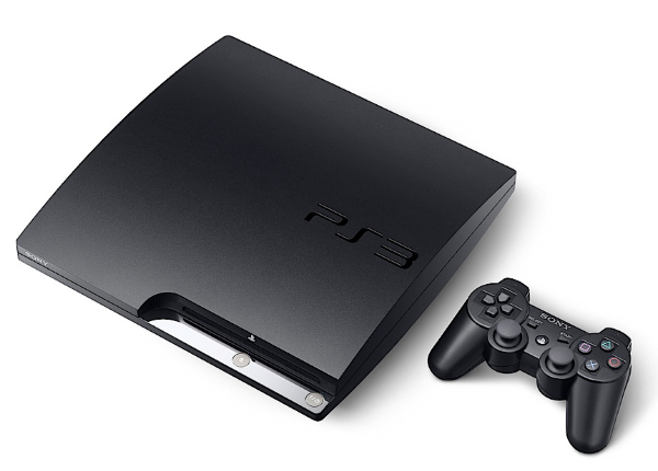 Playstation 3 Slim 160 Gb från Webhallen