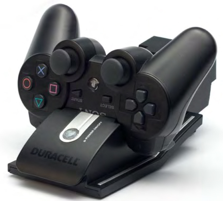 Duracell - Playstation 3 Dual Charger