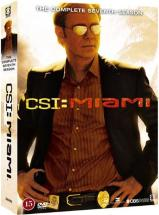 CSI: Miami - S�song 7 (6-Disc)