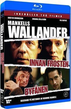 Wallander - Innan frosten + Byfånen (2004-2005)  hos WEBHALLEN.com
