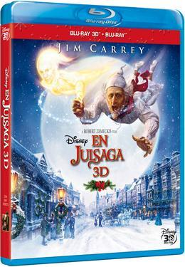 Disneys En julsaga 3D (2009)  hos WEBHALLEN.com