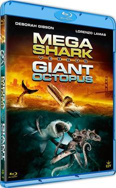 Mega Shark vs Giant Octopus (2009)  hos WEBHALLEN.com