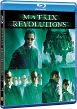 Matrix Revolutions (2003) (Blu-ray)