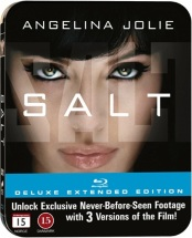 Salt - Steelbook (2010) (Blu-ray)