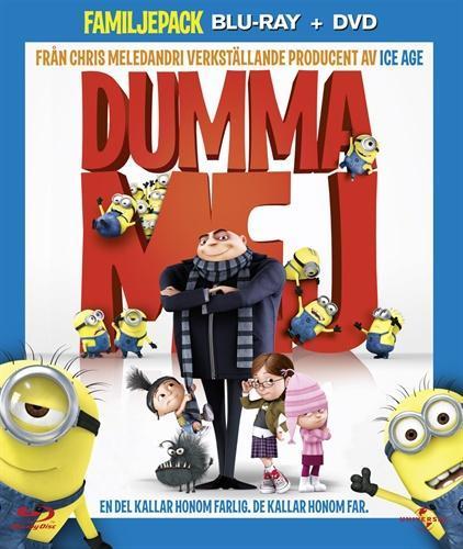 Dumma mej (2010) (Blu-ray + DVD) hos WEBHALLEN.com