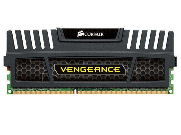 Corsair XMS3 Vengeance 4GB (1x4GB) / 1600MHz / DDR3 / CL9 / CMZ4GX3M1A1600C9