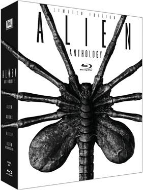 Alien Anthology - Box  hos WEBHALLEN.com