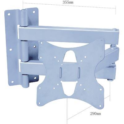 Deltaco V�ggf�ste LCD/Plasma Max 30kg Vridbar 180� Vesa 75/100/200