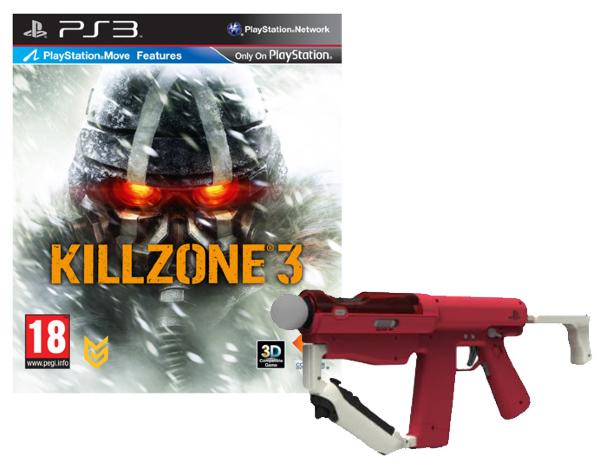Killzone 3 - Playstation Move - Sharpshooter Bundle