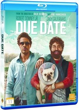 Due Date (2010)  hos WEBHALLEN.com