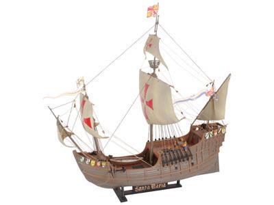Vägglampor Båt : Revell båt columbus ship santa maria webhallen