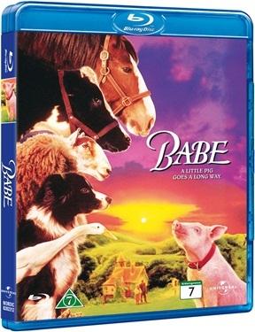 Babe - Den modiga lilla grisen (1995)  hos WEBHALLEN.com