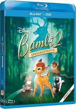 Bambi 2 (BD + DVD) (2006)  hos WEBHALLEN.com