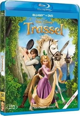 Trassel (BD + DVD) (2010)  hos WEBHALLEN.com