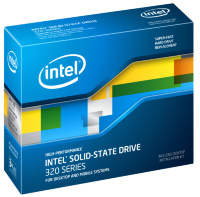 Intel Intern SSD 600GB 320 Series Intern SATA 2.5