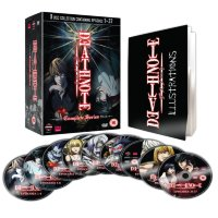 Death Note - The Complete Series (UK Import)
