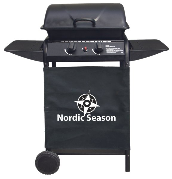 Nordic Season Gasolgrill Green Bay