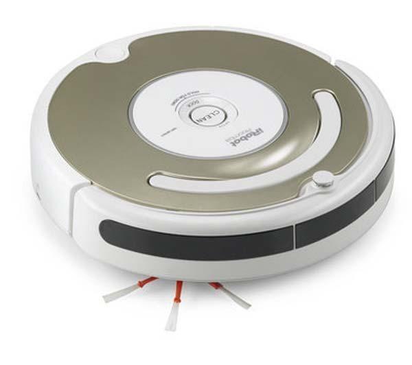 iRobot Självgående Dammsugare Roomba 531