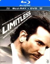 Limitless (2011) (Blu-ray+DVD)