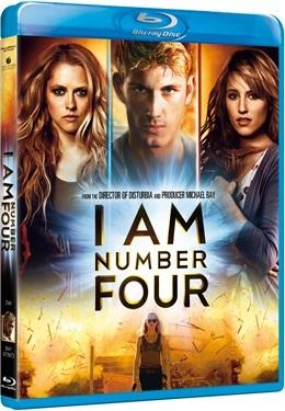 I Am Number Four (2011)  hos WEBHALLEN.com