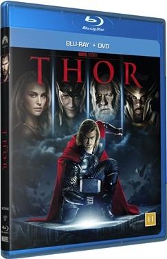 Thor (BD + DVD) (2011)  hos WEBHALLEN.com