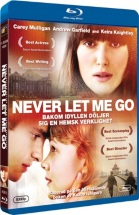 Never Let Me Go (BD + DVD) (2010) (Blu-ray)