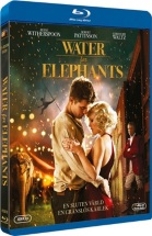 Water for Elephants (BD + DVD) (2011) (Blu-ray)
