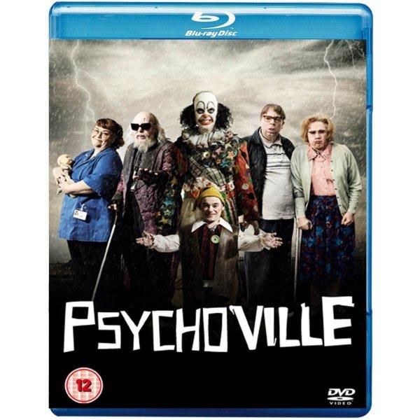 Psychoville  (UK import) hos WEBHALLEN.com