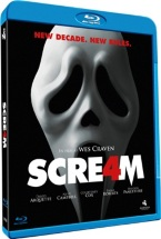 Scream 4 (2011) (Blu-ray)