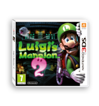 Luigi's Mansion (2) Dark Moon