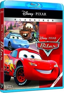 Bilar - Pixar-klassiker 7 (2006)  hos WEBHALLEN.com