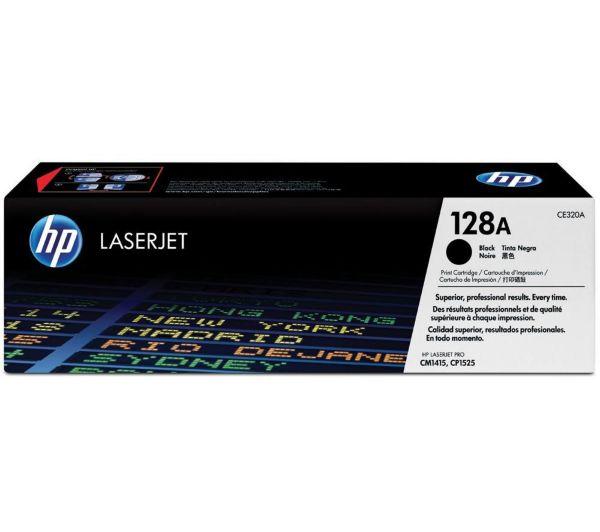 HP Toner 128A – Svart