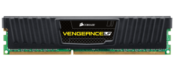 Corsair Vengeance Low Profile 8GB (2x4GB) 1600MHz / DDR3 / CL9 / CML8GX3M2A1600C9