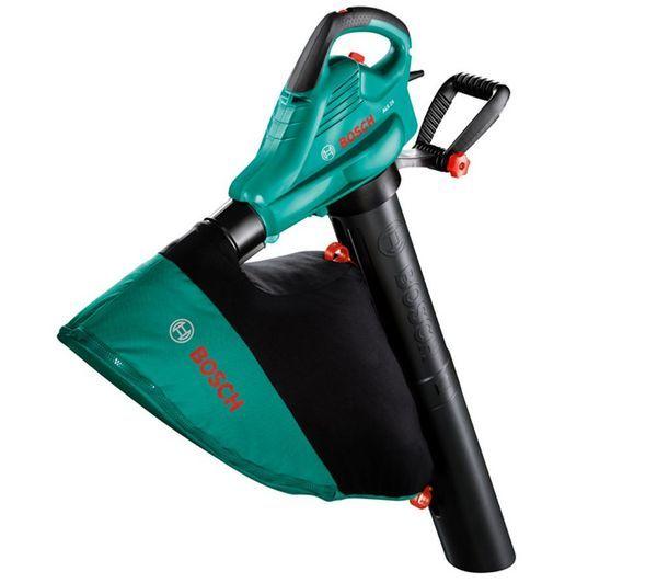 Bosch Lövblås/lövsug/kompostkvarn 2500 watt ALS 25