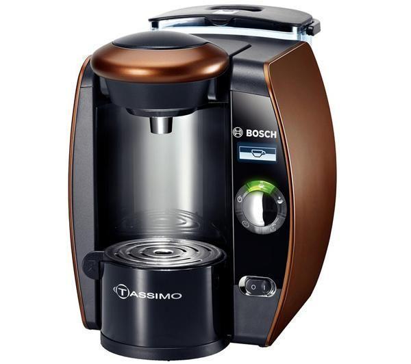 Bosch Espressomaskin Tassimo TAS6517 - Brun