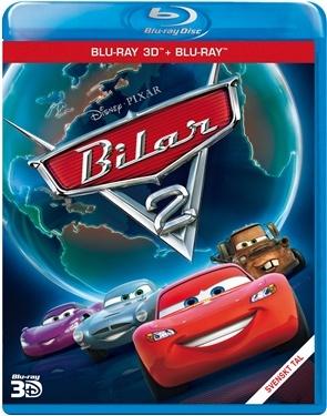 Bilar 2 (3D) (2011)  hos WEBHALLEN.com