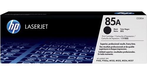 HP - 85A Svart - 1600 sidor