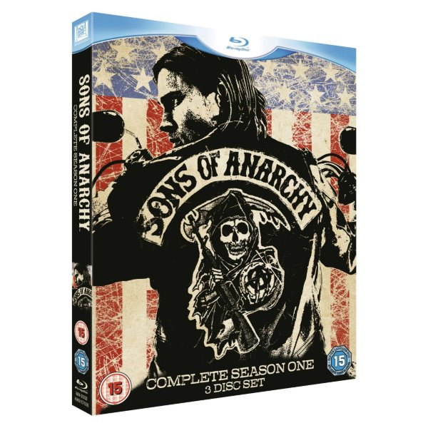 Sons Of Anarchy - Säsong 1  (UK Import) hos WEBHALLEN.com