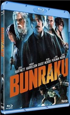 Bunraku (2010)  hos WEBHALLEN.com