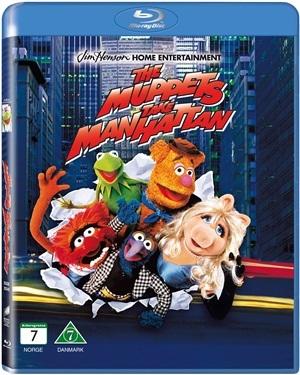 Mupparna på Manhattan (1984)  hos WEBHALLEN.com