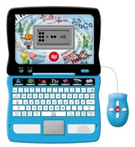 Alga Play & Learn Laptop - Barndator (svenska och finska)