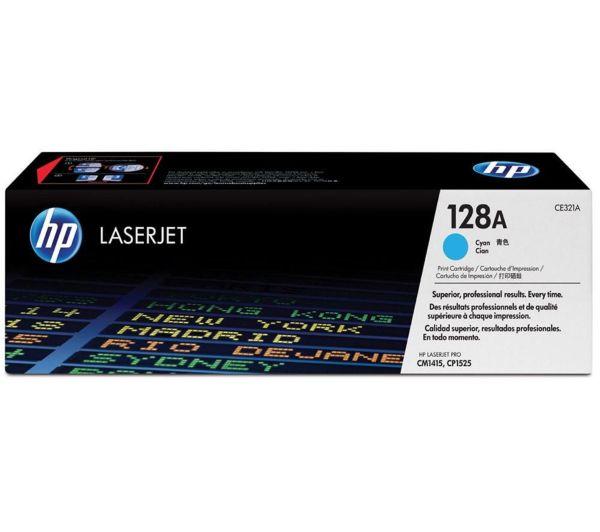 HP Toner 128A - Cyan