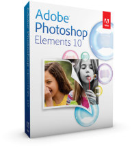 Adobe Photoshop Elements 10 ENG WIN/MAC