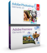 Adobe Photoshop Elements & Premiere Elements 10 - SWE WIN