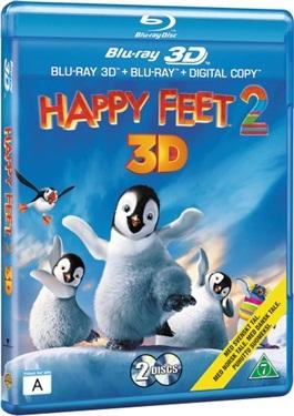 Happy Feet 2 (2011) 3D  hos WEBHALLEN.com