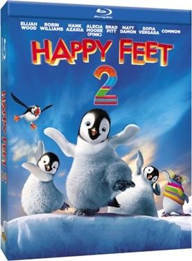 Happy Feet 2 (2011)  hos WEBHALLEN.com