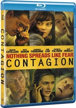 Contagion (2011)  hos WEBHALLEN.com